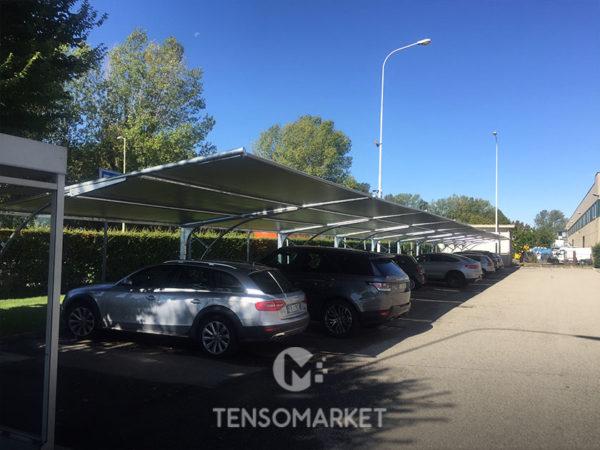 carport copertura auto ts10