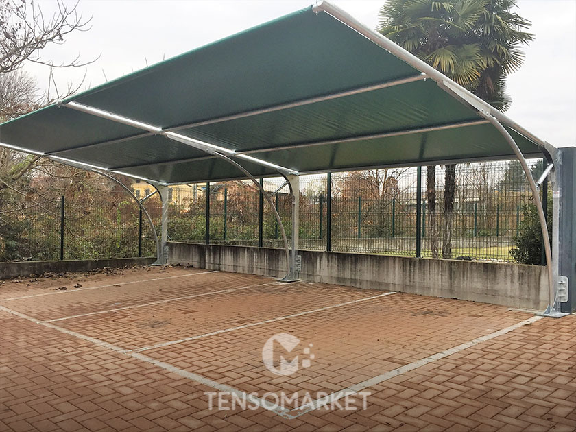 carport in ferro ts10
