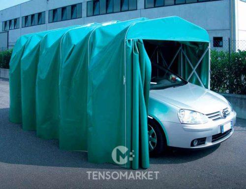 Coperture mobili per auto: caratteristiche, tipologie e vantaggi