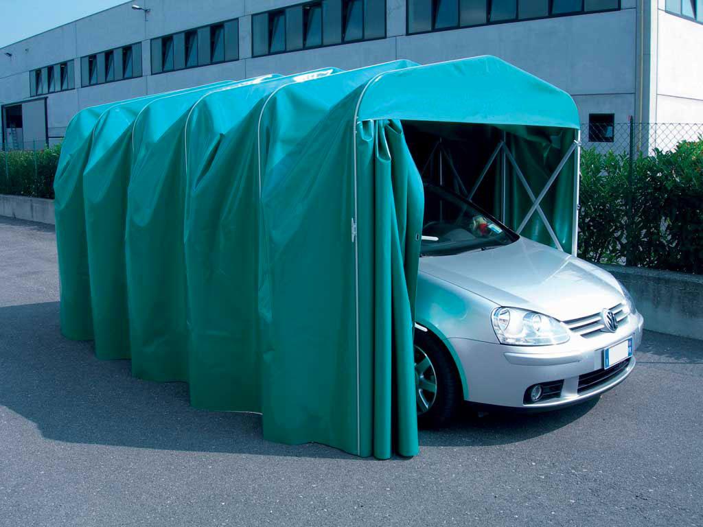 tunnel per auto Milano