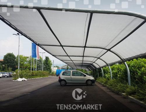 Coperture ombreggianti per parcheggi: soluzioni per riparare l'auto dal sole