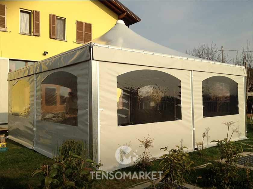 Gazebo professionale Airone