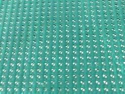 telo di copertura mesh verde